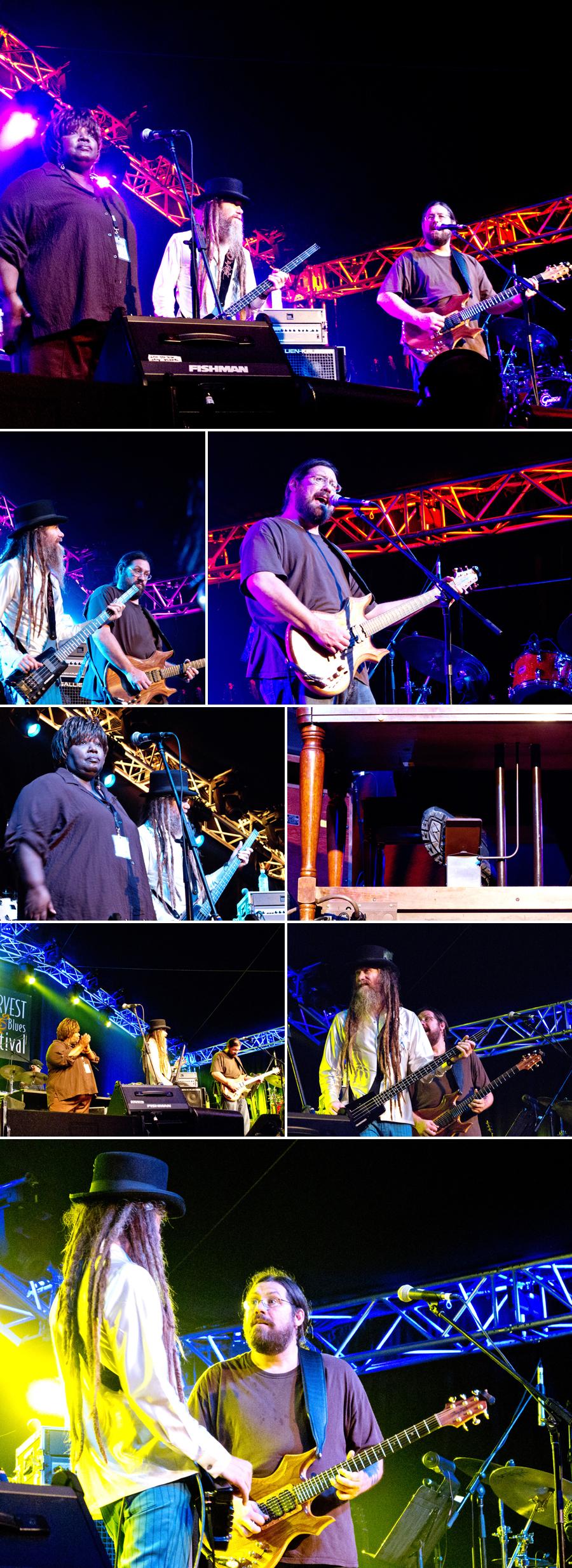 Harvest Jazz Amp Blues Festival 2011 Part 1 Fredericton Nb Kandise Brown Fredericton New