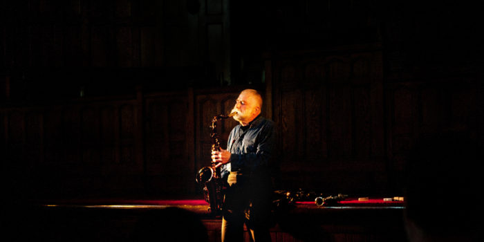 Re:Flux Music Festival: Peter Brötzmann