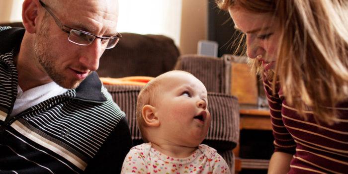 Fredericton Family Portraits: Susan, Jon, and Molly