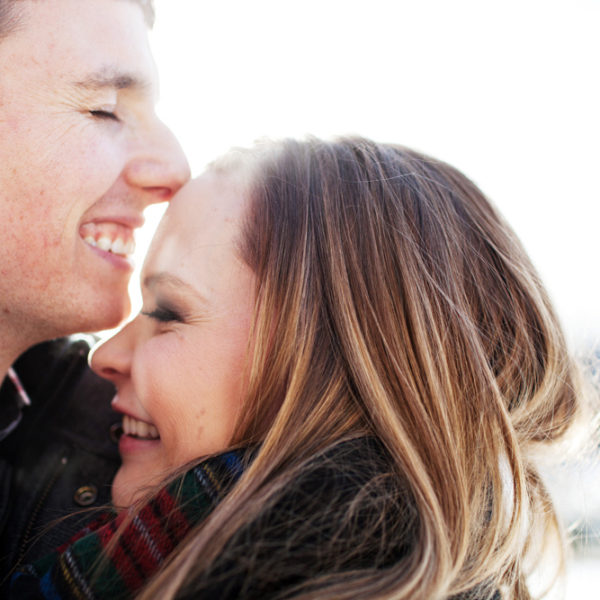 Woodstock Engagement Photography: Molly & Andrew