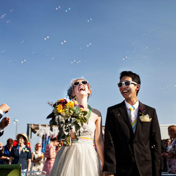 Halifax Seaport Wedding Photography: Ali & Mike