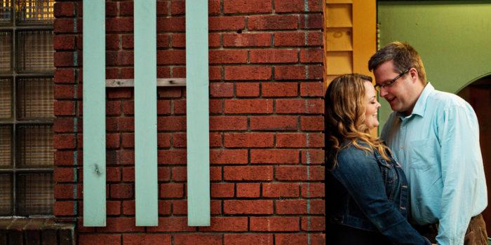 Sackville Engagement Photography: Allison & Jason