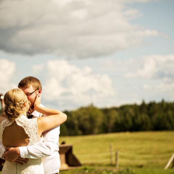 Stanley Wedding Photography: Ashley & Brody