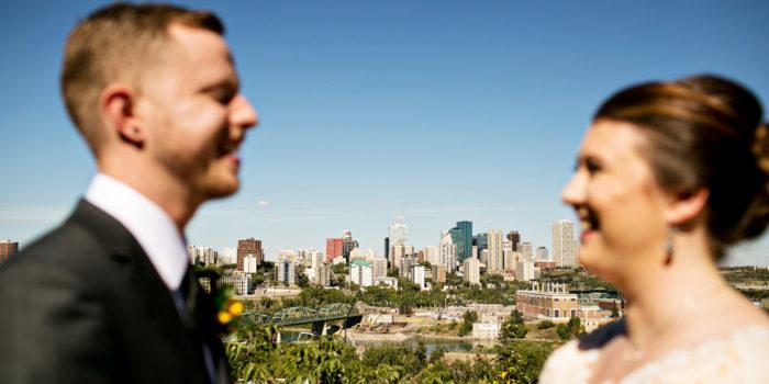 Edmonton Wedding Photography: Amanda & Brendan