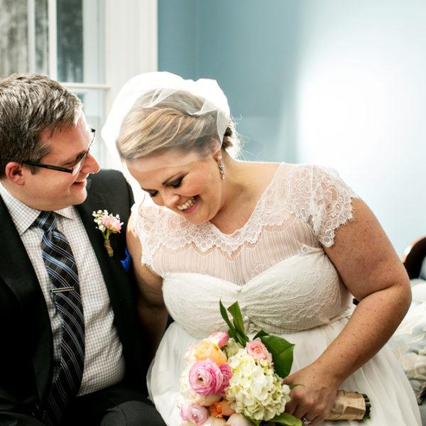 Annapolis Royal Wedding Photography: Allison & Jason
