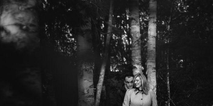 Fredericton Engagement Photography: Jenn & Dan