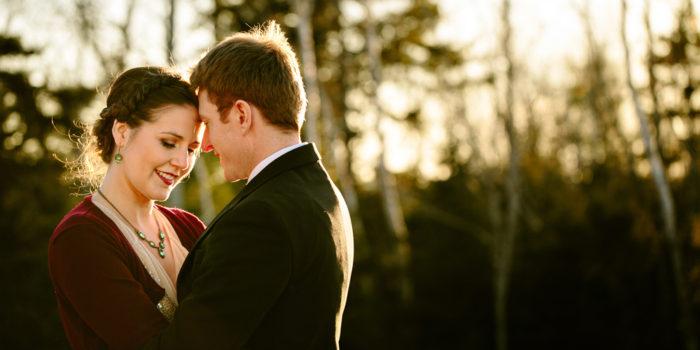 Moncton Wedding Photography: Carol & John