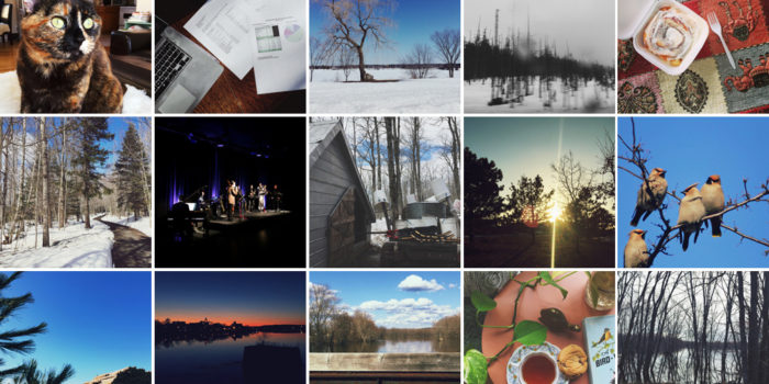 Month in Review: April 2015