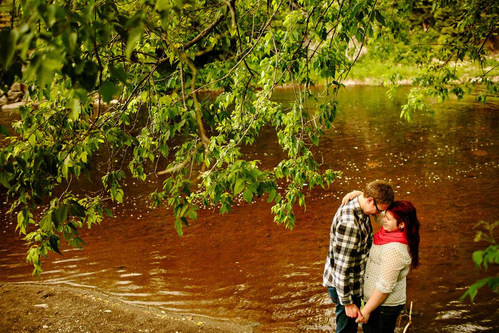Meduxnekeag River Portrait Photography