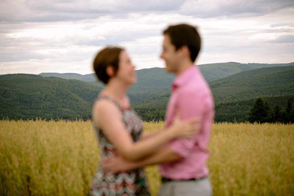 Glassville Engagement Photos