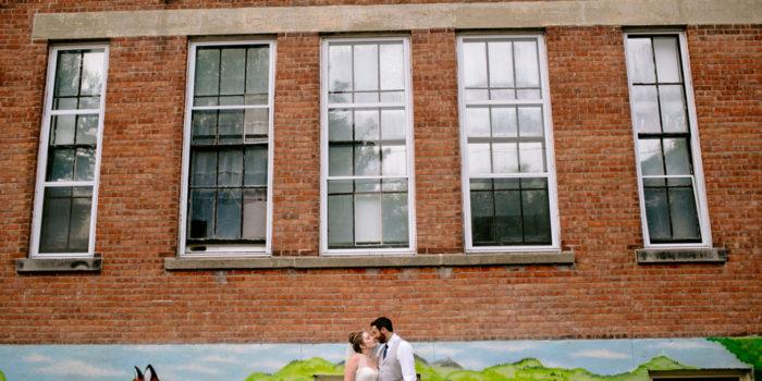 Fredericton Wedding Photography: Erika + Phil