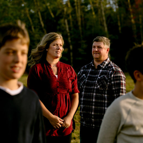 Stanley Family Portraits: Bethany, Jake, Connor + Kaiden