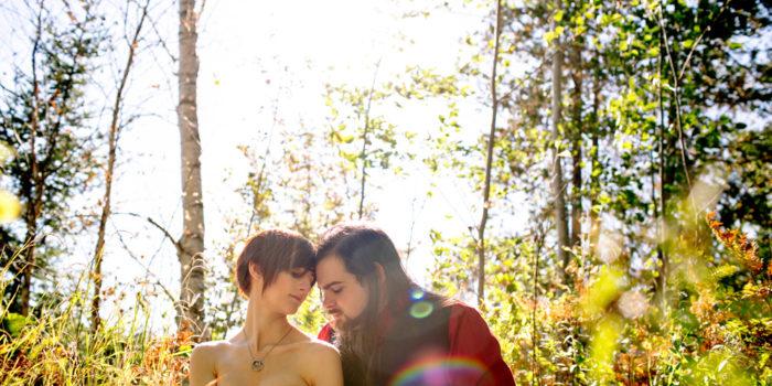 Miramichi Unwedding Photography: Megan + Nathan