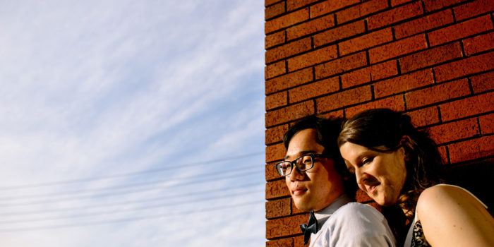 Fredericton Engagement Photography: Rachael + Keita