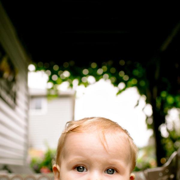 Moncton Family Portraits: starring Eloise