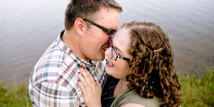 Fredericton Anniversary Portraits: Brenda + Chris
