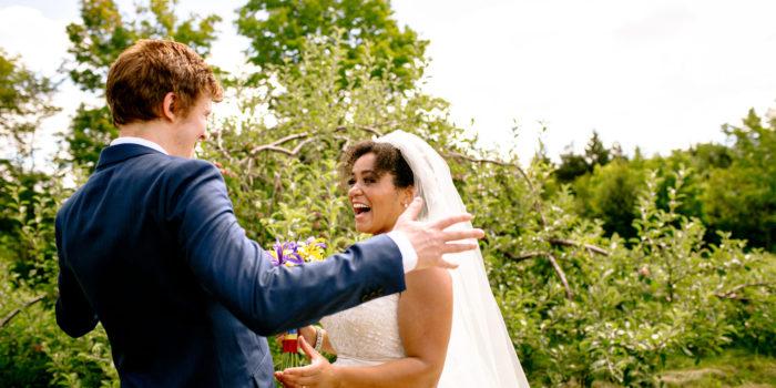 Mactaquac Wedding Photography: Kupa + Mike