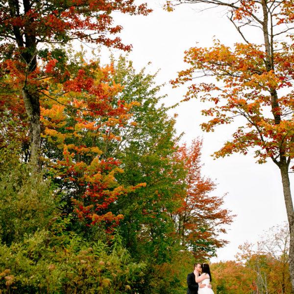 Fredericton Wedding Photography: Corinne + Adrien