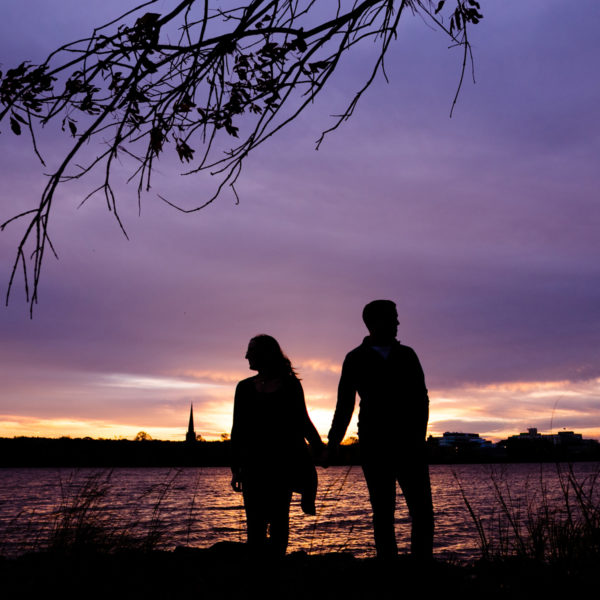 Fredericton Portrait Photography: Stacey + Brandon
