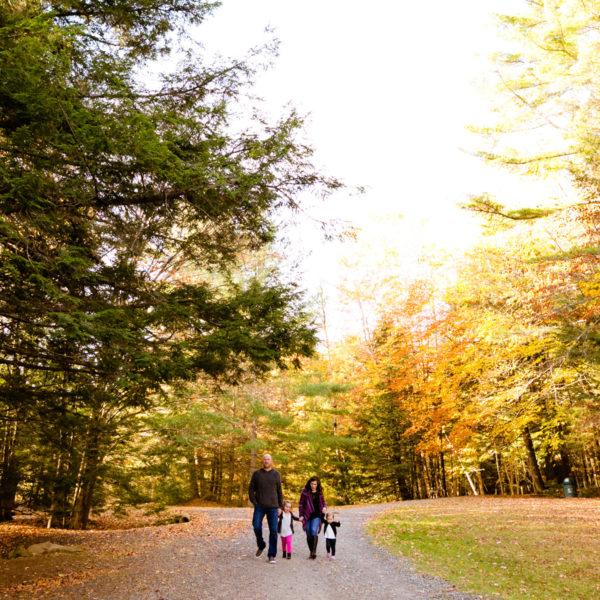 Fall Family Portraits: Sissons Family