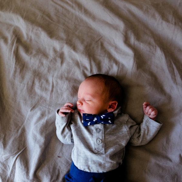Fredericton Newborn Photography: Griffin