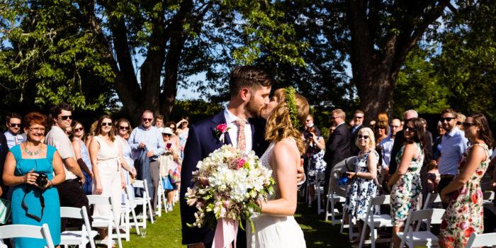 Kingsbrae Garden Wedding Photography: Christina + Grant