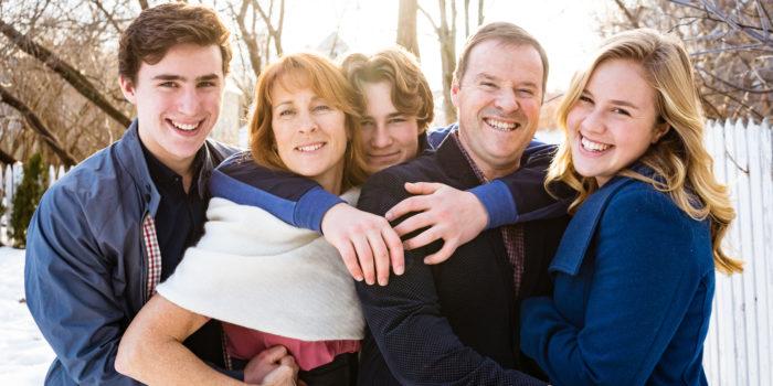 Fredericton Family Headshots: the Masons