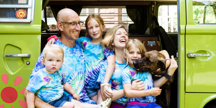 Fredericton Family Portraits: Holts