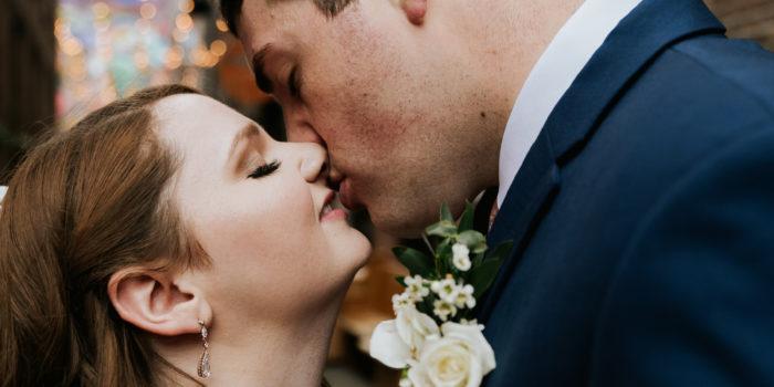 Cornerstone Saint John Wedding: Kristen + Jeremy