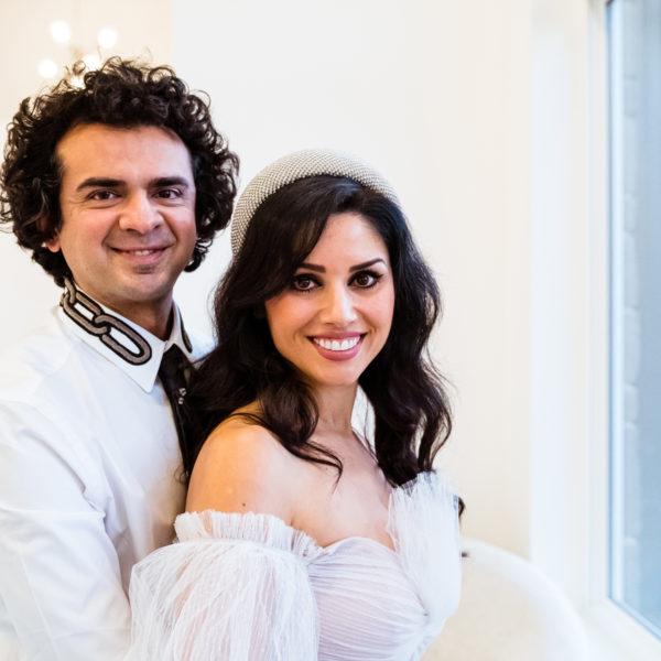 Anniversary: Reza + Nasim = 10