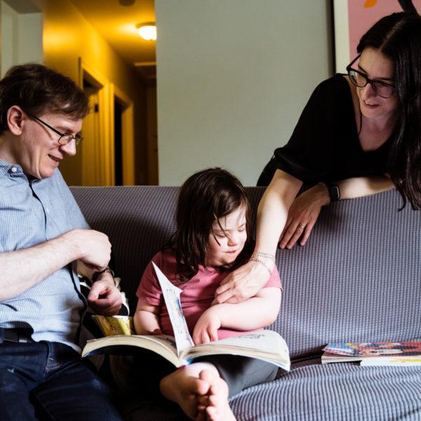 Fredericton Family Portraits: Rowan